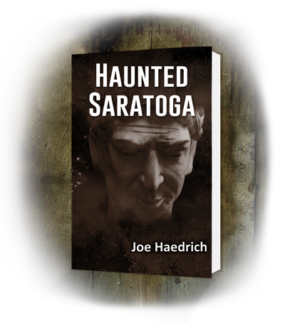 Saratoga Ghost Haunting New Book
